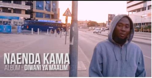 Nash MC -Naenda Kama