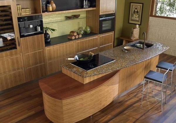 Desain Interior Dapur Ala Jepang Kitchen Set Minimalis