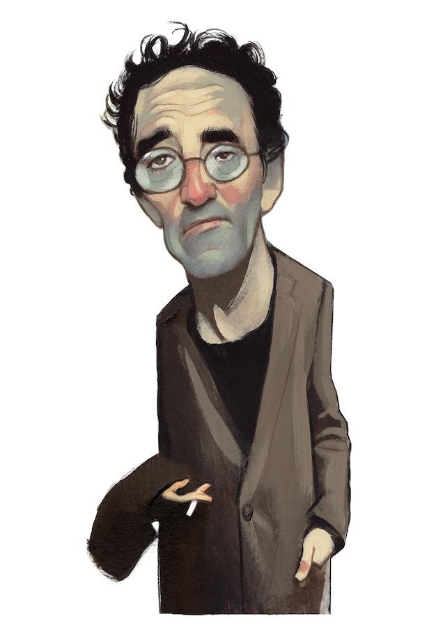 En las letras de: Roberto Bolaño