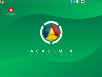 توزيعة AcademiX Linux