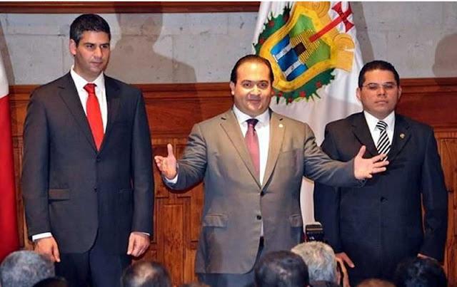El PRI no castigará a los 5 diputados vinculados a Javier Duarte, seguirán con fuero y salario