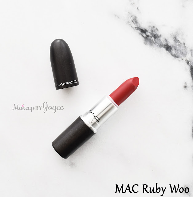 Mac Retro Matte Ruby Woo Lipstick Review