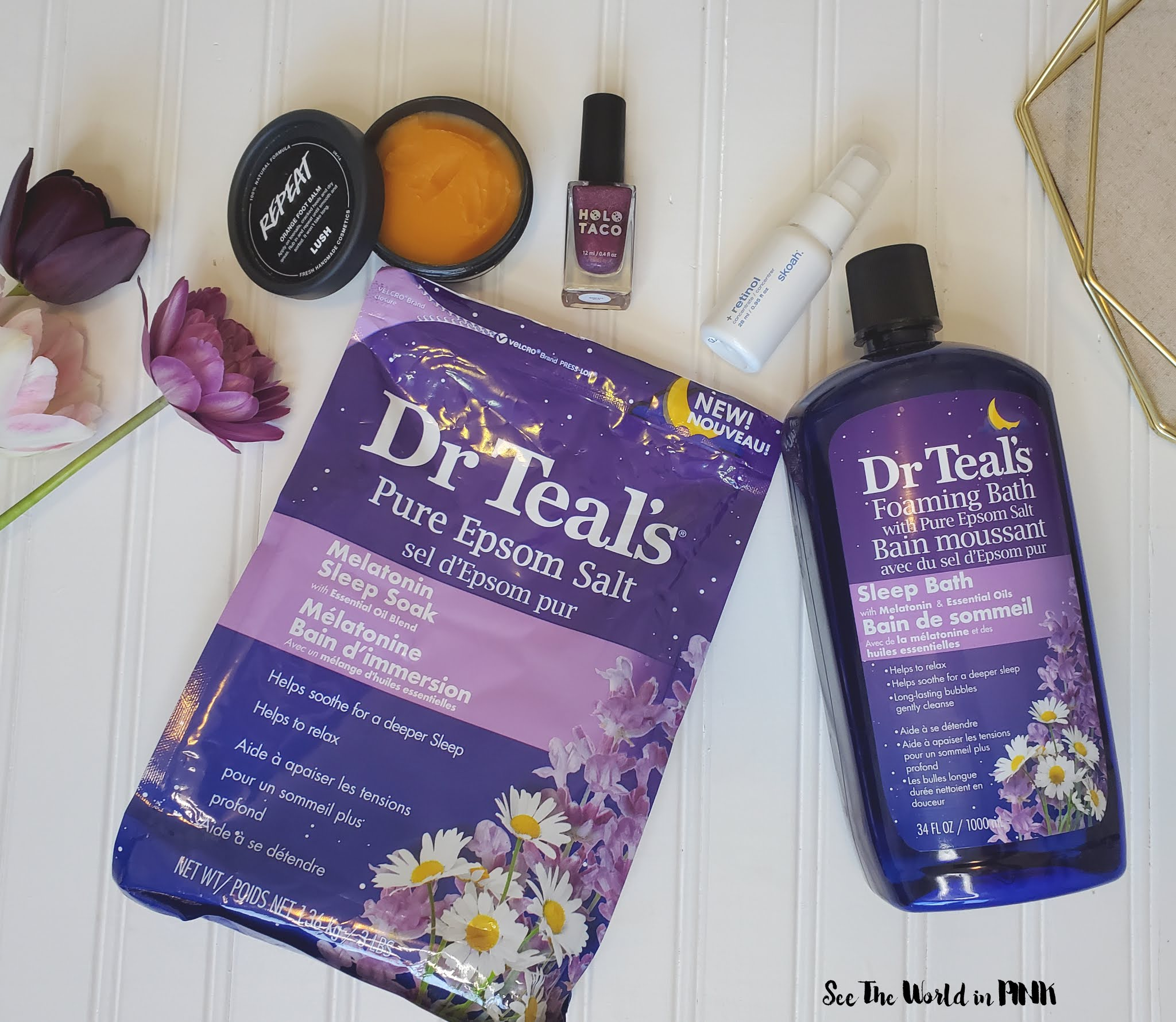 Monthly Beauty Favourites - May 2021