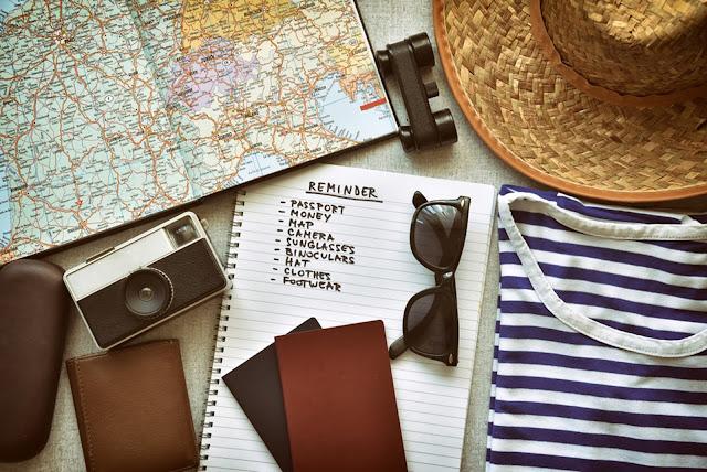 6 Travel Tips For Beginners