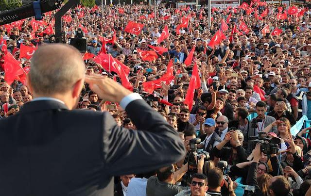 Δεν πρέπει να κλείνουμε τα μάτια στα όσα κάνει η Τουρκία