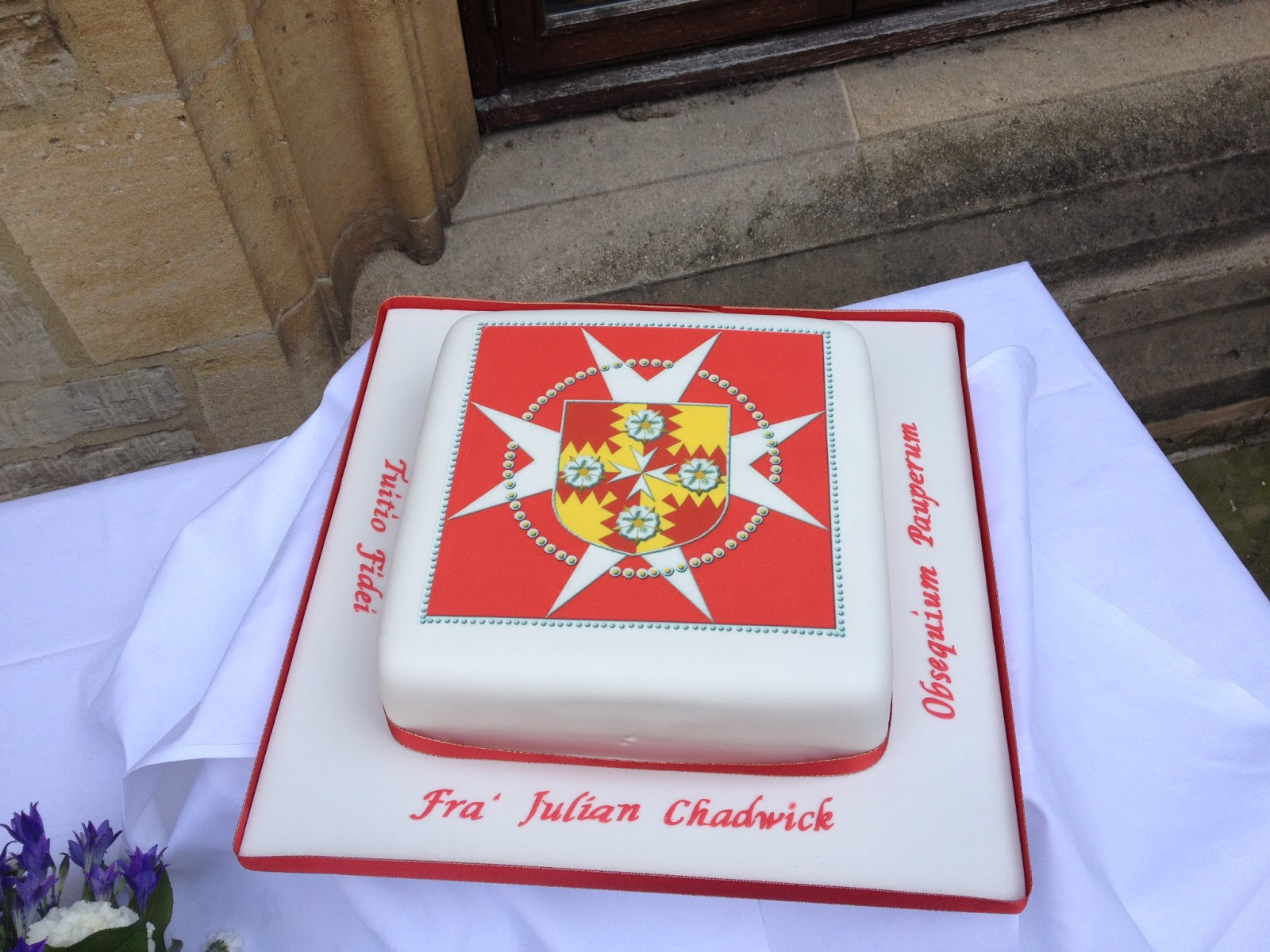 Pope Francis Birthday Cake Design
