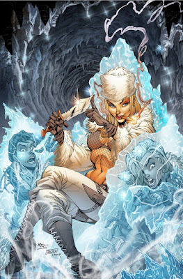 Comics - Danger Girl: Natalia Kassle à Moscou: ancienne Danger Girl et espionne redoutable