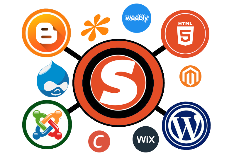 SPOTmify for all website platforms