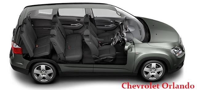So sánh Toyota Innova và Chevrolet Orlando 4