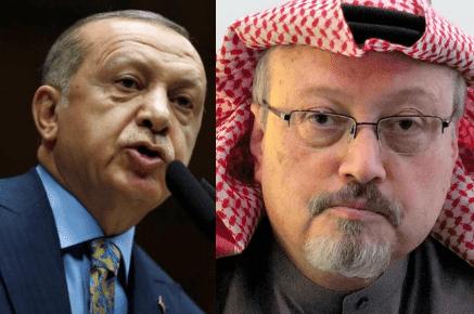 Arabia Saudita lanza plan para derrocar a Erdogan
