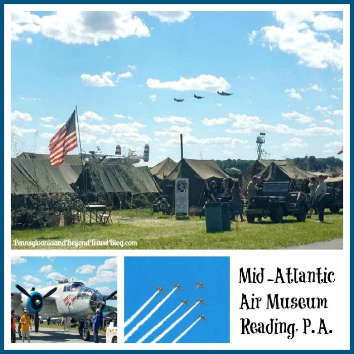 mid atlantic air museum world war ii weekend