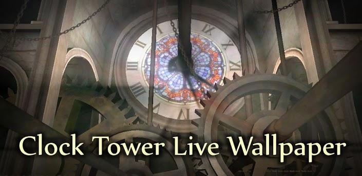 Clock Tower 3d Live Wallpaper Apk Free Download Clock Tower 3d Live Wallpaper 1 02 Apk My Media Centers