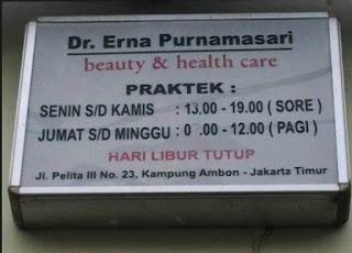 Klinik dr. Erna Purnamasari