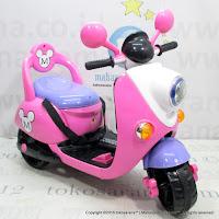 Motor Mainan Aki Pliko PK8500N