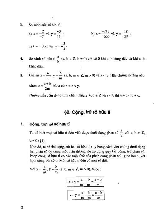 Trang 9 sach Sách Giáo Khoa Toán Lớp 7 Tập 1