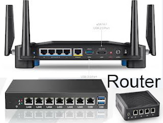 Pengertian Router dan Jenisnya