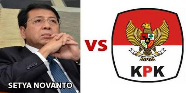 """Pengacara """"Papa"""" Setnov Laporkan Wakil Ketua KPK Saut Situmorang ke Bareskrim"""