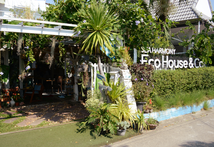 Sea Harmony Eco House & Café, Hua Hin, หัวหิน, travel