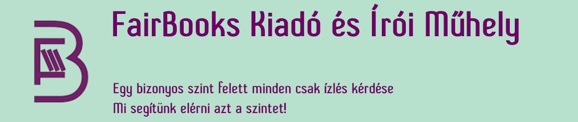 FairBooks Kiadó és Írói Műhely