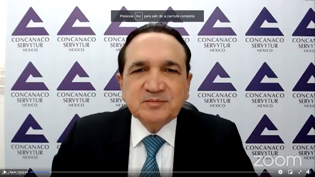 Acrecentar las relaciones comerciales, de servicio y turismo con China es un objetivo prioritario para México: Concanaco Servytur