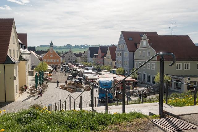 Wandertrilogie-Allgäu  Etappe 5 Ottobeuren – Bad Grönenbach  Wiesenganger-Route 03
