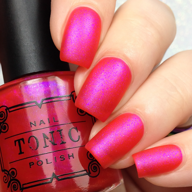 Tonic Polish-Fire In The Sky