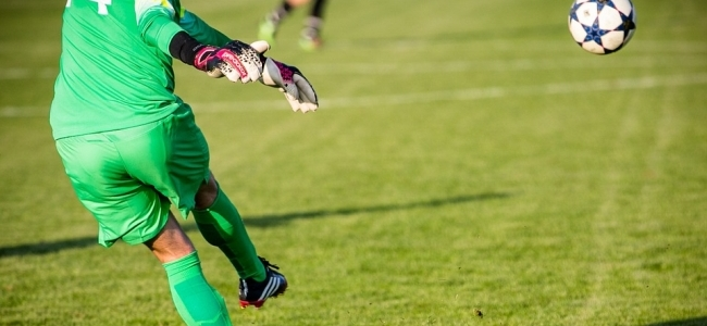 tendangan gawang dalam sepakbola