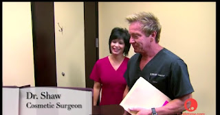 dr+shaw BRISTOL PALIN VISITS THE SHAW CENTERCoolsculpting