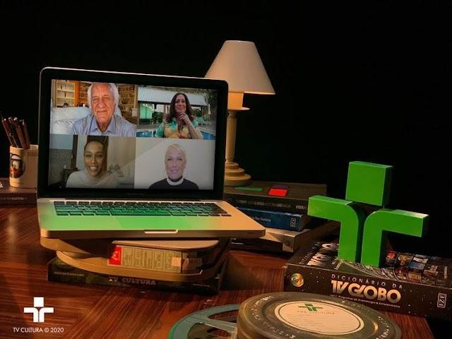 TV Cultura exibe documentário sobre os 70 anos da TV