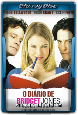 O Diário de Bridget Jones Torrent 2001 720 BluRay Dual Áudio