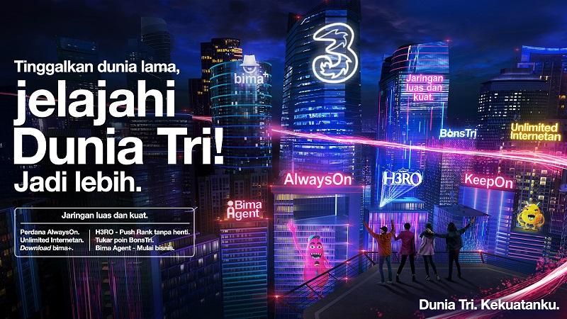 3 Indonesia