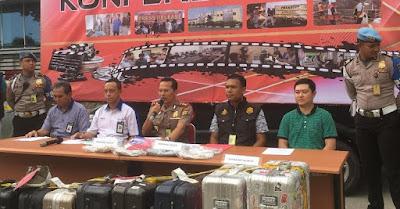 Nah Loh, Pencuri Koper Terminal 3 Bandara Soetta yang Viral Ternyata Masih SMP