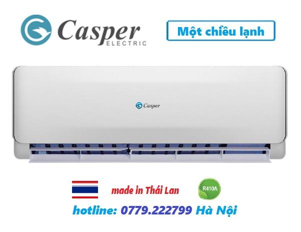 Điều hòa Casper 18000BTU 1 chiều EC-18TL22