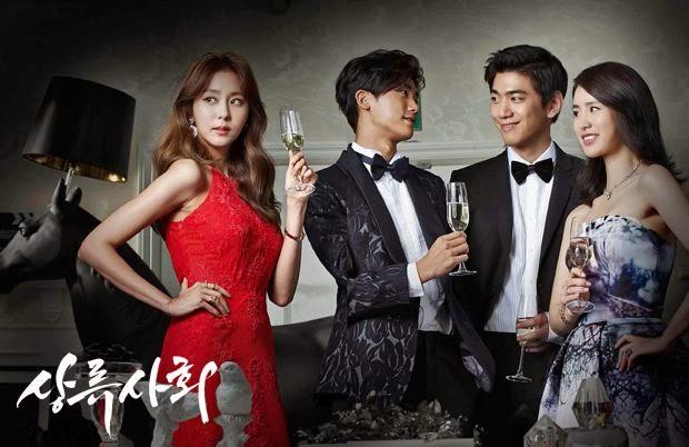 Drama Korea High Society Subtitle Indonesia