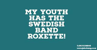 Swedish band Roxette