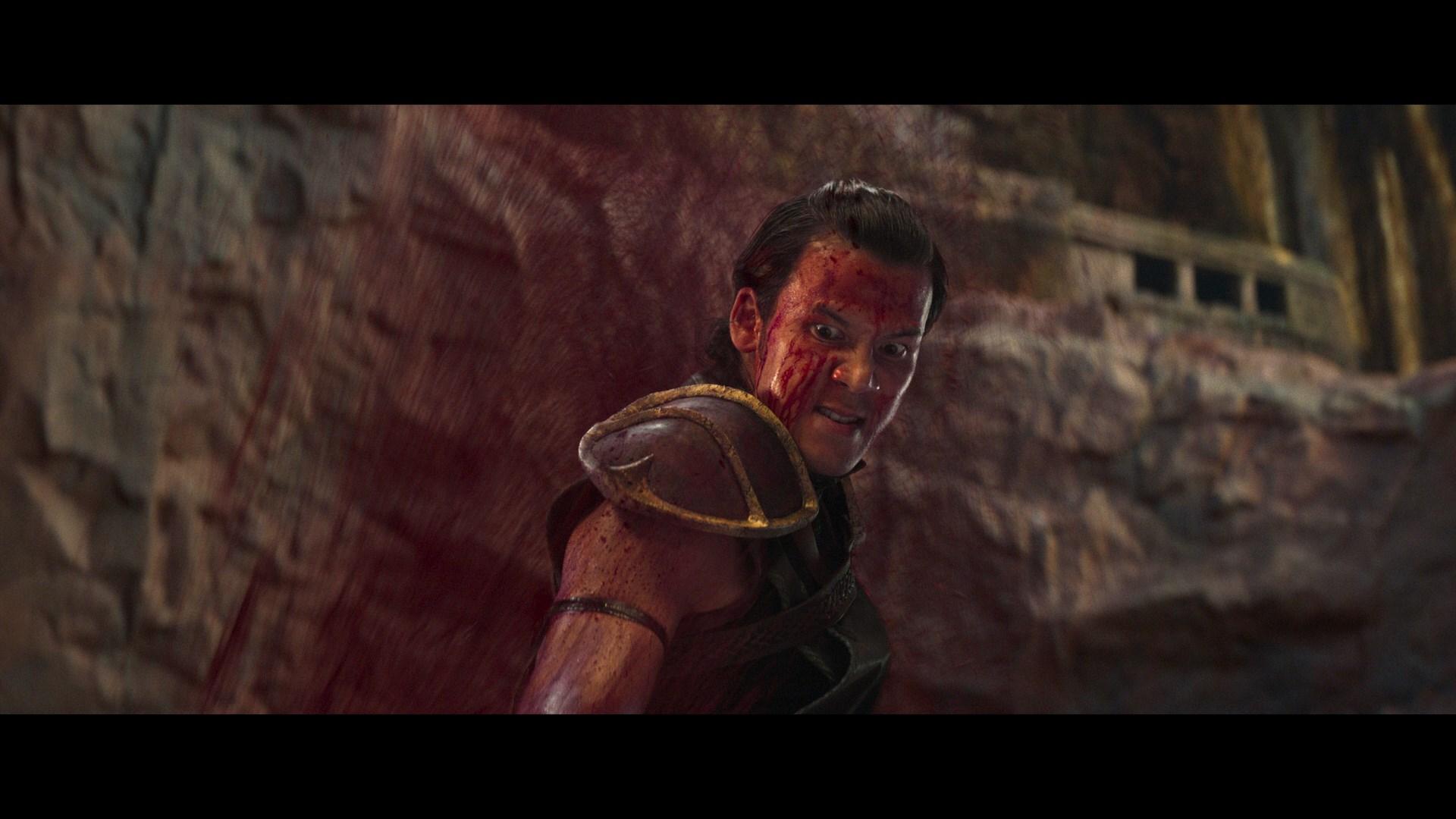 Mortal Kombat (2021) 1080p Remux Latino