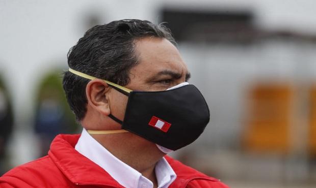 Ministro Montoya: Se dispuso remover del cargo a personal que intervino en Los Olivos