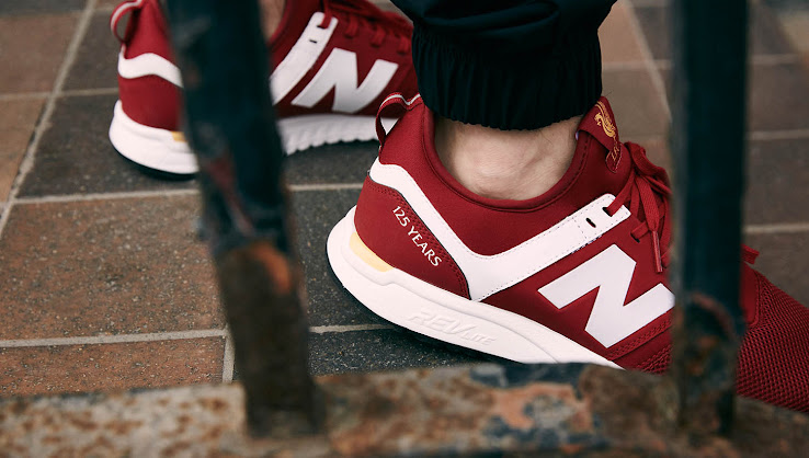 New Balance 288 Liverpool Trainer Released - Footy Headlines