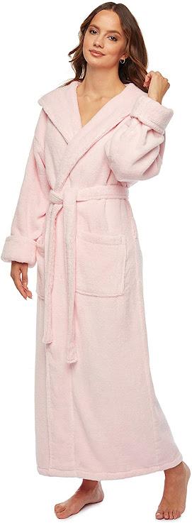 Good Quality Cotton Bathrobes For Women