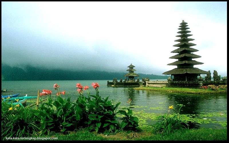Wallpaper Panorama Alam Indonesia