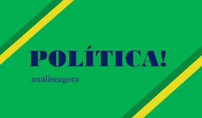 A imagem diz: politica.