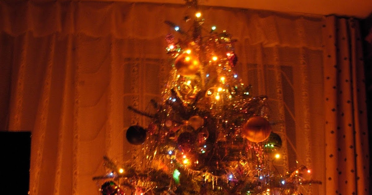 It Makes Sense to Me: The Last Christmas Tree (a short story)
