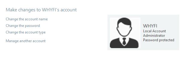 Cara Mengganti Nama User Account Windows 10 Melalui