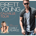 BRETT YOUNG ANNOUNCES ADDITIONAL DATES FOR DEBUT HEADLINING CALIVILLE TOUR