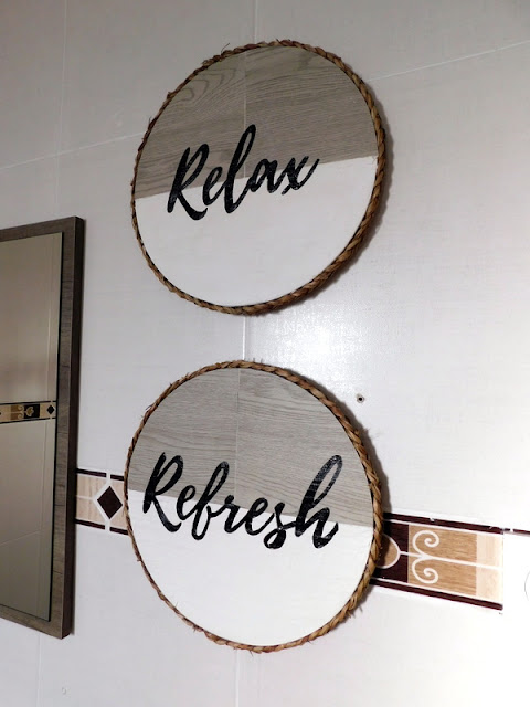 Quadrinho de Banheiro - DIY