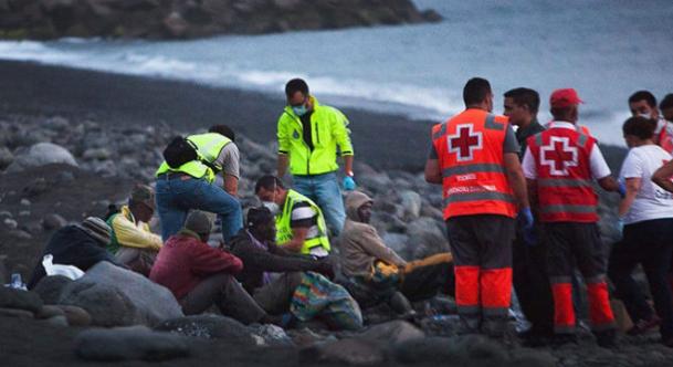 أزمة الهجرة في جزر الخالدات: إسبانيا تعتزم إنشاء 7000 مكان إقامة
