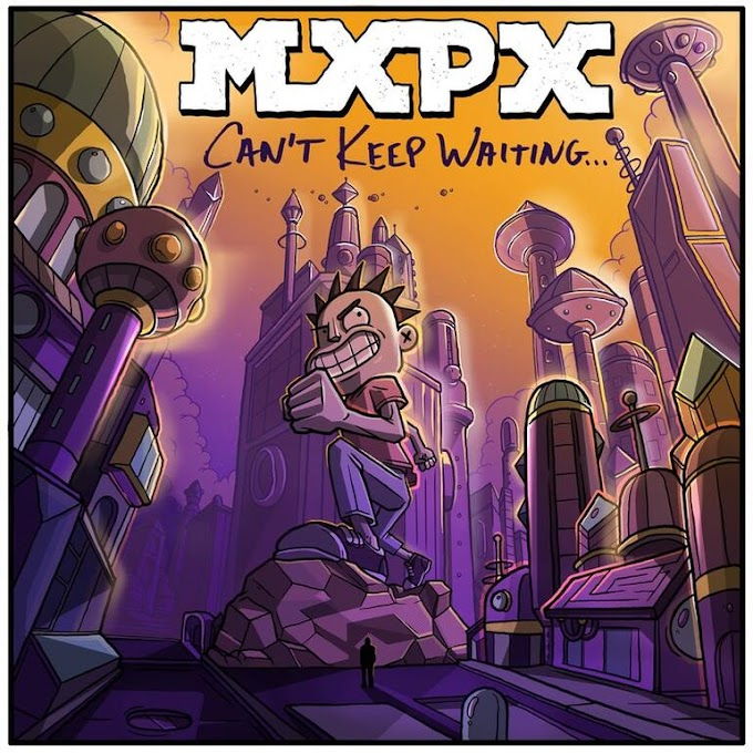 "MxPx stream new song ""Can't Keep Waiting"""