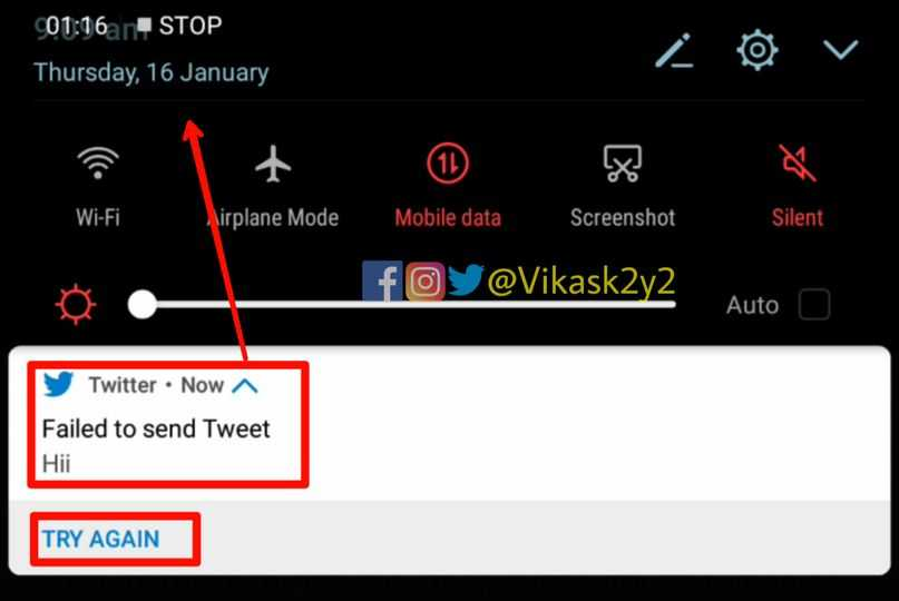 How To Get Back Suspended Twitter Account: Your Account (@vikask2y2) Is Currently Suspended