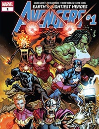 Read Avengers (2018) comic online