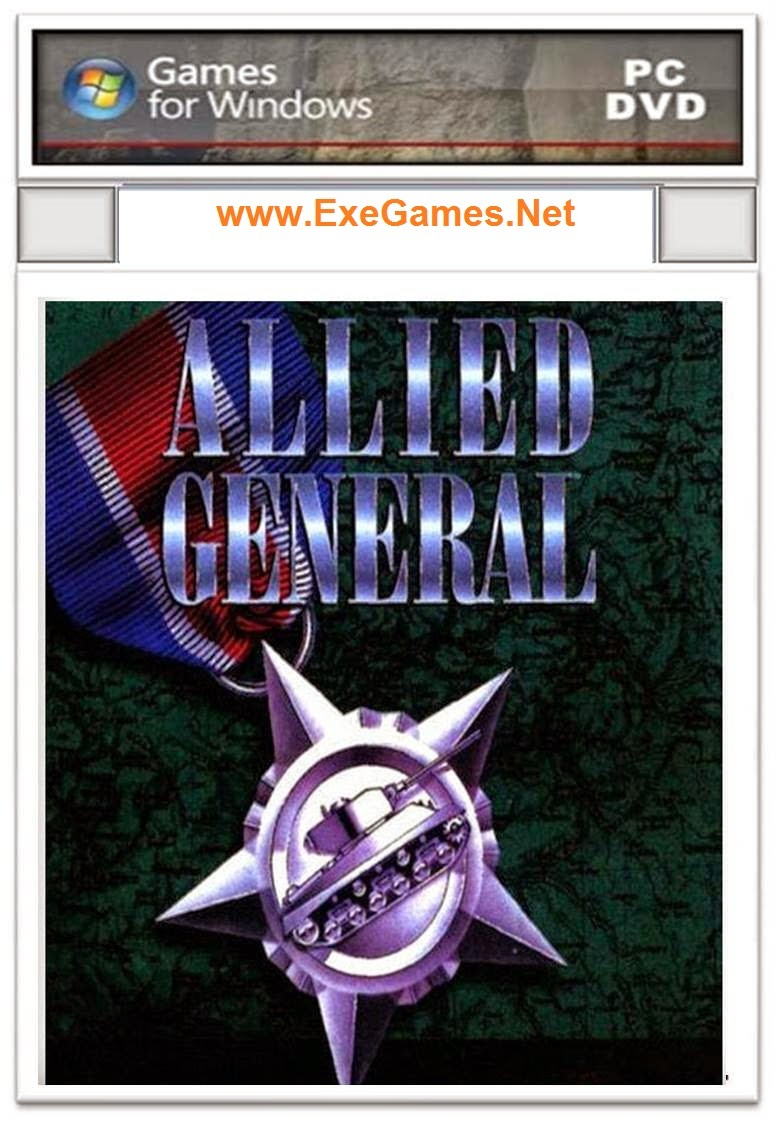 Allied general pc review and full download   old pc gaming.